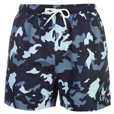 Men's Regular Camouflage Casual Shorts