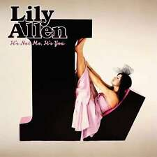 It's Not Me It's You (europe only edition) - Lily Allen CD CAPITOL