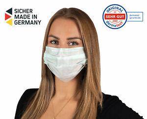 3-lagige Einwegmaske Hersteller: TechniSat GERMANY | Made in China? NEIN! DANKE!