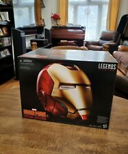 Marvel Legends Iron Man Electronic Helmet - Brand New Sealed