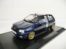 1:18 NOREV Renault Clio Williams 1993 blue NEW
