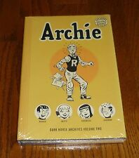 Archie Archives Volume 2, SEALED, Dark Horse Comics HC Jackpot # 9, Pep # 39-45