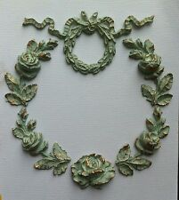 Set of mouldings for shabby chic project furniture embellishment crafts
