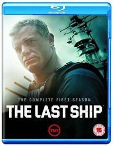 The Last Ship [Blu-ray] [2015] [Region Free] [DVD][Region 2]