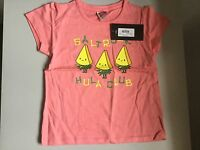 Saltrock Hulanapple - Tee - Salmon Rose Girls aged 5/6
