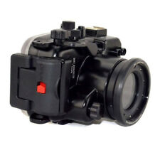 40M 130ft Waterproof Underwater Housing Case Bag for Camera Panasonic GM1 12-32m