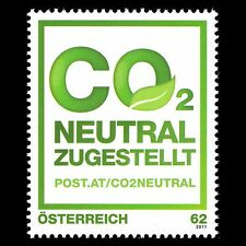 Austria 2011 - CO2- Neutral Delivery Science - Sc 2338 MNH