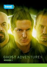 GHOST ADVENTURES - SEASON 7 -  DVD - REGION 1 - Sealed