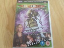 DR WHO DVD FILES STORY - DISC 25 SERIES 4 EP 7& 8 - 10TH DR TENNANT VASHTA