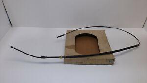 RARE VINTAGE 1979-1980 CADILLAC DEVILLE NOS PARKING BRAKE CABLE LH #25502687 GM