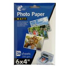 Chiltern Wove Photo Paper - 6 x 4 Matt - 26 Sheets