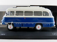 WhiteBox WB263 Robur LO 3000 (1972) in blau/weiß 1:43 NEU/OVP