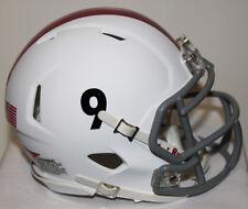 2009 Ohio State Buckeyes Alternate Custom Riddell Mini Helmet vs Michigan