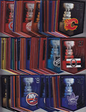 2011-2012 Panini Molson Coors Light Stanley Cup Banner - You pick 7 - Over 135