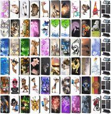 Apple iPhone 4 / 4s Handyhülle Schutzhülle Flip Case Smart307 Hülle