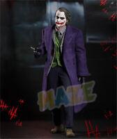 Batman: Le Chevalier Noir Joker Heath Ledger Mobile 30cm PVC Figurines Jouet