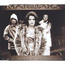 Marijaka I was made 4 loving you [Maxi-CD]