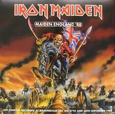 Maiden England 88 2lp Limited Edition Picture Disc Vinyl