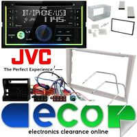 Vauxhall Astra H JVC CD MP3 USB BLUETOOTH Car Stereo Beige Fascia Fitting Kit