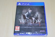 White day a Labyrinth Named School UK New Factory Sealed Sony PlayStation 4 PS4