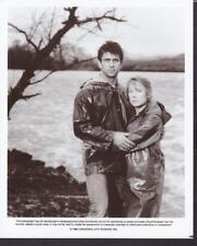 Mel Gibson Sissy Spacek in  The River 1984 vintage movie photo 33657