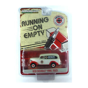 Greenlight 41080-A Chevrolet Panel Truck - Running On Empty Scale 1:64 New !°