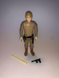 Luke Skywalker Bespin Empire Strikes Back Kenner Vintage Figure - Complete