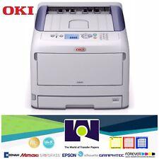 OKI Data c 831 TS CMYK Laser Transfer Printer