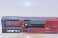 "Babyliss PRO Professional Tourmaline Curling Iron 3/4"""