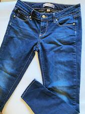 Paige Roxie Capri Denim Jeans Size 25 0 Stretch Crop Ankle
