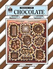 CHOCOLATE by TEACHER CREATED MATERIALS - THEMATIC UNIT - 80 PAGES - BRAND NEW!!!