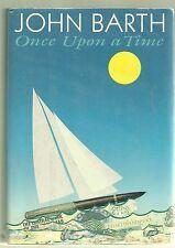 1994 Hardback w DJ-1st Edition-Once Upon A Time-a Floating Opera-John Barth-VG