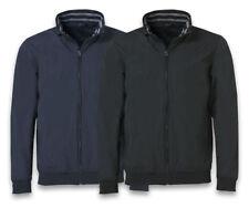 Giubbino giacca uomo leggero classico primavera estate taglie forti XS - 4XL