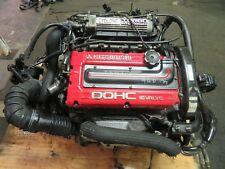 JDM MITSUBISHI 4G63 TURBO 2.0L ENGINE 6 BOLT ECLIPSE GALANT CYCLONE VR4 MT 89-94