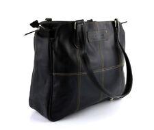 Damentasche Handtasche Schultertasche echt Leder groß hohe Qualität viele Fächer