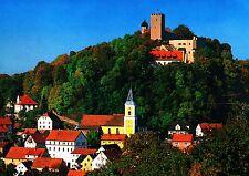Falkenstein/bayer. bosque, postal