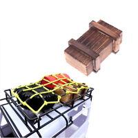 RC Rock Crawler 1:10 Accessories Wooden Box for Axial SCX10 Tamiya TRX-4 NSHG#