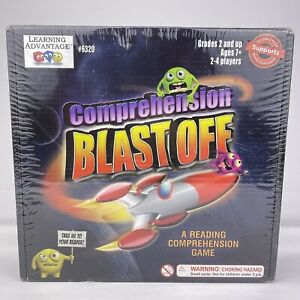 Comprehension Blast Off - A Reading Comprehension Game (Learning Advantage)