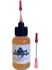 Liquid Bearings, BEST 100%-synthetic oil for South Bend or any reel, PLEASE READ