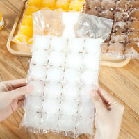 10 pcs disposable ice-making bags Ice cube tray frozen ice mold kitchen supplies
