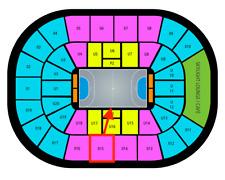 REWE Handball Final Four Block O15 Tickets in Hamburg 05.- 06.05.18 Dauerkarten