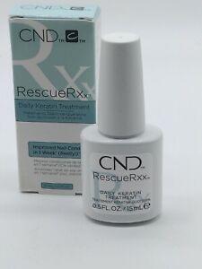 CND RescueRXx Daily Keratin Treatment - 0.5oz, New In Box. Free Shipping