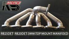 NEW KS Racing TURBO Exhaust Manifold FOR NISSAN SKYLINE GTST GTT R32 R33 R34