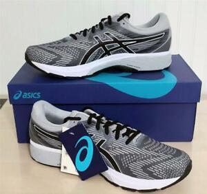 ASICS GT-2000 8 Running Shoe Piedmont Grey/Black 1011A690.020 NEW IN BOX 10 D
