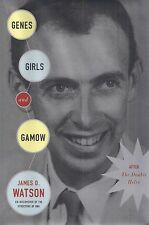 """JAMES D. WATSON """"Genes, Girls & Gamow: After the DOUBLE HELIX"""" SIGNED FIRST ED."""