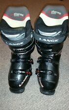 women Ski Snow Boots Lange Black 23.5 Womens Venus 5 Ladies 278mm size 7 6.5