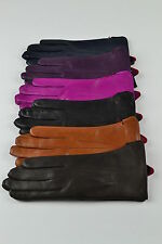 Dents Wrist Gloves & Mittens Women's Leather