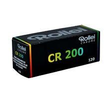 Rollei CHROME CR200 CR 200 Digibase Pro Slide 120 Medium Format Color Film