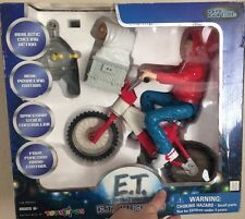 E.T. The Extra-Terrestrial Radio Control Bicycle 49MHz Toys R Us Exclusive NIB