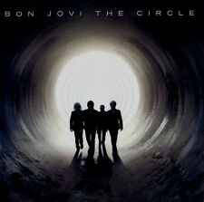 The Circle by Bon Jovi (CD + DVD - All Regions, Island Records)-FREE SHIPPING-